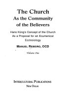 The Church as the Community of the Believers