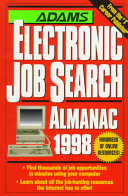 Adams Electronic Job Search Almanac 1998