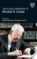 The Elgar Companion to Ronald H. Coase