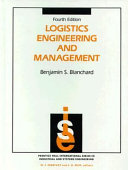 Logistics Engineering and Management
