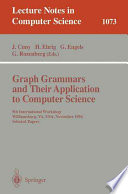 Graph Grammars and Their Application to Computer Science Book