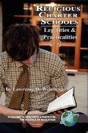 Religious charter schools