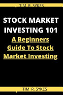 Stock Market Investing 101 Book