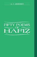 Fifty Poems of Hafiz