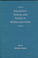 Population  Poverty  and Politics in Middle East Cities
