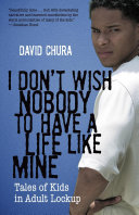 Pdf I Don't Wish Nobody to Have a Life Like Mine Telecharger