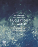 Nucleation of Water Book