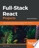 Full-Stack React Projects - Second Edition
