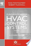 Fundamentals Of Hvac Control Systems Book PDF