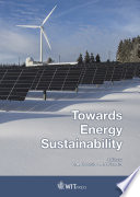 Towards Energy Sustainability