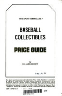 The Sport Americana Price Guide to Baseball Collectibles Book