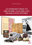 An Introduction to Discourse Analysis and Translation Studies