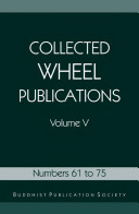 Collected Wheel Publications Volume V