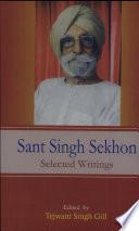 Sant Singh Sekhon