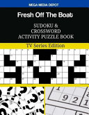 Fresh Off the Boat Sudoku and Crossword Activity Puzzle Book Book PDF