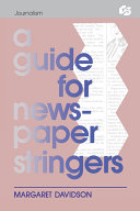 A Guide for Newspaper Stringers