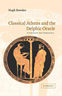 Classical Athens and the Delphic Oracle ebook