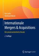 Internationale Mergers & Acquisitions