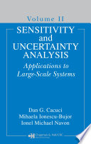Sensitivity and Uncertainty Analysis  Volume II Book