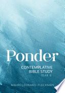 Ponder Book