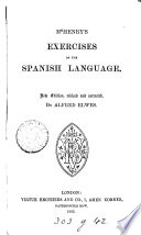 McHenry s Exercises on the Spanish language   With  Key Book