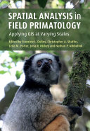 Spatial Analysis In Field Primatology