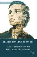 Journalism and Memory