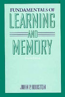 Fundamentals Of Learning And Memory Book PDF