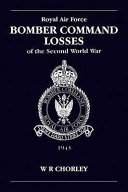 Royal Air Force Bomber Command Losses of the Second World War: Aircraft and crew losses: 1943