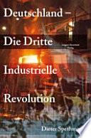 Deutschland, die dritte Industrielle Revolution