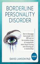 Borderline Personality Disorder Workbook