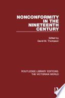Nonconformity in the Nineteenth Century