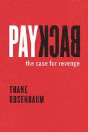 Payback Pdf/ePub eBook