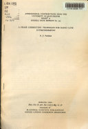 Astronomical Contributions from the University of Manchester  Series 2  Jodrell Bank Reprints