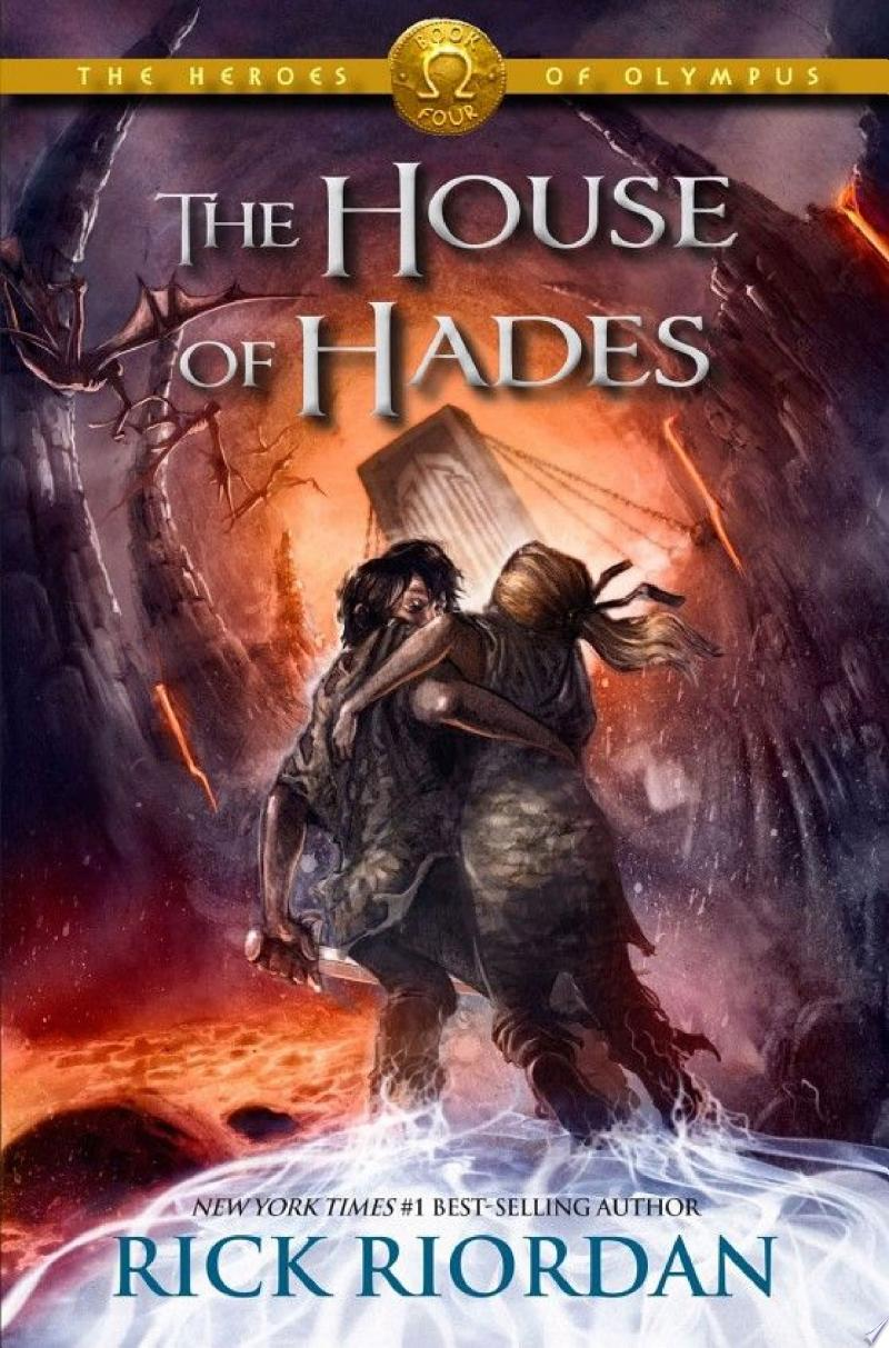 The Heroes of Olympus, Book Four: The House of Hades banner backdrop
