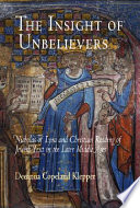 The Insight of Unbelievers