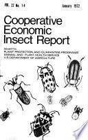 Cooperative Economic Insect Report