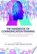 The Handbook of Communication Training Book