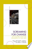 Screaming for Change Book