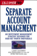 J K  Lasser Pro Separate Account Management