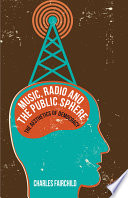 Music Radio And The Public Sphere