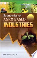 Economics Of Agro Based Industries Book PDF