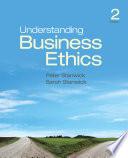 Understanding Business Ethics Book