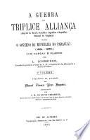 A guerra da tríplice aliança