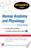 Schaum s Outline of Human Anatomy and Physiology