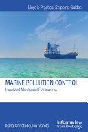 Marine Pollution Control [Pdf/ePub] eBook
