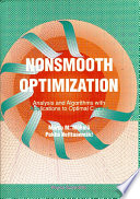 Nonsmooth Optimization