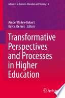 Transformative Perspectives And Processes In Higher Education Book PDF