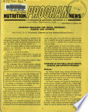 Nutrition Committee News Book