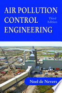 Air Pollution Control Engineering  : Third Edition